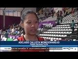 Adelaide Callista, Atlet Muda Berbakat Tim Basket Putri Asian Games