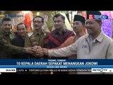Deklarasi Dukung Jokowi Ma'ruf : 10 Kepala Daerah Sumatera Barat Siap Menangkan Jokowi-Ma'ruf