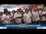 Erick Thohir Kukuhkan Tim Kampanye Jokowi-Ma'ruf se-Jabar