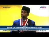 Setelah Candaan Ke Sandiaga, Jokowi Ungkap Urus Negara Beda Dengan Urus Bisnis