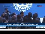 36 Ribu Delegasi IMF-Bank Dunia di Bali Kagum Sukses RI Sebagai Tuan Rumah