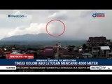 Hari Ini Gunung Soputan Sulawesi Utara Meletus : Kolom Abu Membubung 4 KM