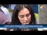 Atiqah Sebut Kondisi Kesehatan Ratna Sarumpaet Menurun