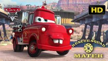 Disney Cars Toon Rescue Squad Mater Tomica Die Cast C-35 Takara Tomy - Unboxing Demo Review
