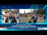 Hari Terakhir Asian Para Games, Kompleks GBK Ramai Pengunjung