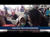 Ribuan Pengungsi Gempa Palu Tiba Di Makassar