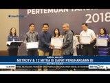 """Metro TV Terima """"Bank Indonesia Award"""""""