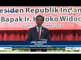 Kelakar Jokowi untuk Yakinkan Pengusaha Lanjutkan Investasi di Tahun Politik