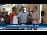 Mantap! TKN Jokowi-Ma'ruf: Jokowi Fokus Kerja, Ma'ruf Amin yang Kampanye