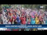 Giliran Warga Karawang & Kampar Riau Deklarasi Dukung Jokowi-Ma'ruf