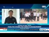 Usai Asian Para Games, Presiden Cek Ulang Fungsi Fasilitas Disabilitas di GBK