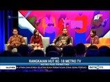 Peringati HUT ke-18, Metro TV Gelar Wajah Indonesia 2019