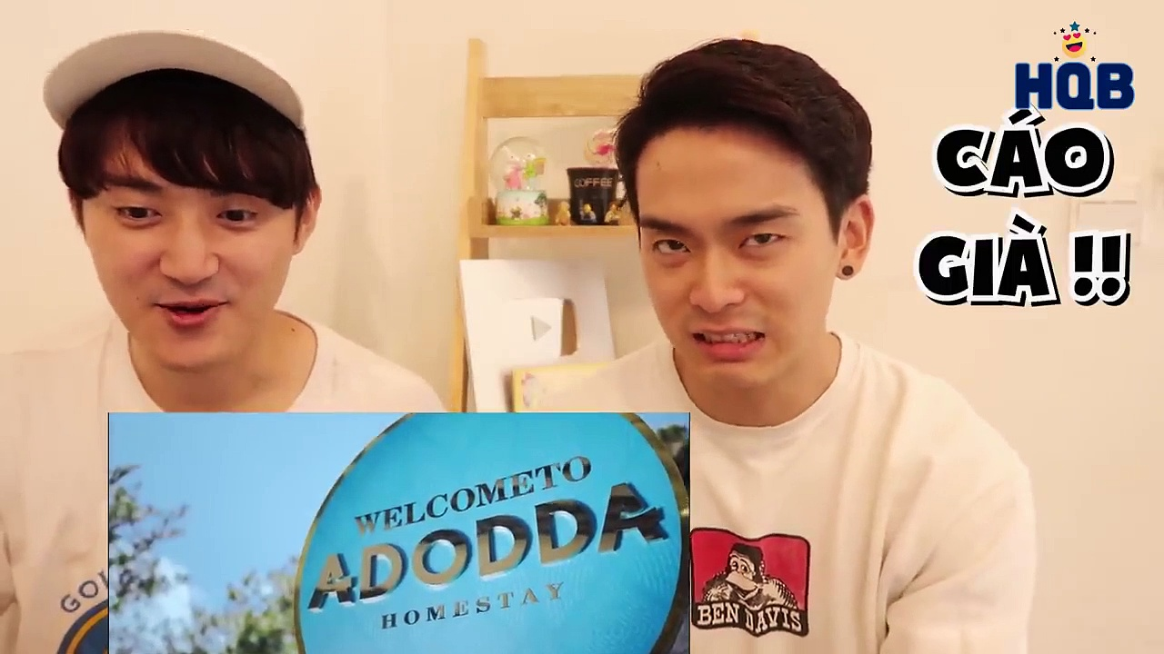 Người Hàn xem MV #ADODDA2 #EDTACNA Hương Giang