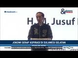 Jokowi-JK Serap Aspirasi Masyarakat Sulsel