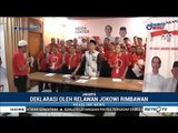 Relawan Jokowi Rimbawan Deklarasi Dukung Jokowi-Ma'ruf