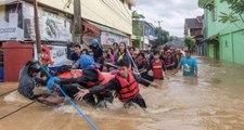 Endonezya'da Sel Felaketi: En Az 50 Ölü
