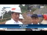 Jokowi Ingin Bendungan Sukamahi yang Terbengkalai Selama 13 Tahun Cepat Selesai
