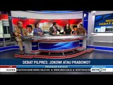 Siapa Unggul di Debat Perdana Pilpres: Jokowi atau Prabowo