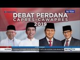 Strategi Capres Cawapres di Debat Perdana