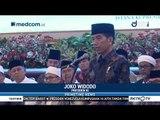 Presiden Jokowi Mengajak Ulama Ikut Memberi Kesejukan Kepada Masyarakat