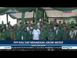 PPP Riau Siap Menangkan Jokowi-Ma'ruf