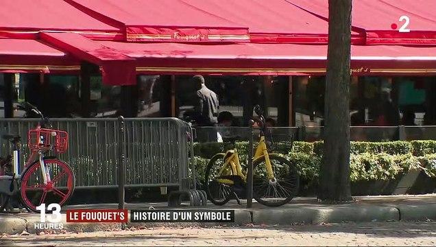 Le Fouquet's : histoire d'un symbole