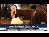 Jokowi Lantik Gubernur dan Wagub Riau, Syamsuar-Edy Natar