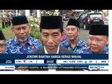 Jokowi Bantah Tudingan Prabowo Harga Beras RI Termahal, Jokowi Pastikan Harga Pangan Terjangkau