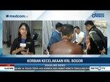 3 Korban KRL Anjlok Jalani Observasi Medis di RS Salak Bogor