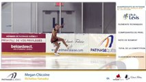 Championnats de patinage STAR/Michel-Proulx 2019 de la section Québec - STAR 10 Dames - OS Dames Niveau 1 à 4 - OS Messieurs Niveau 2, 4 - Adulte Interprétation Dames Argent, Or, Élite