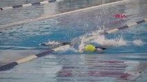 Spor Görme Engelliler Türkiye Yüzme Şampiyonası 3 Rekorla Sona Erdi
