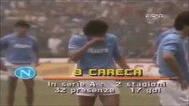 Careca ● Goals and Skills ● Juventus 3:5 Napoli ● Serie A 1988/89
