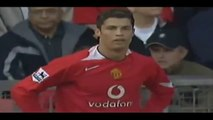 Cristiano Ronaldo ● Skills ● Manchester United 2:1 Newcastle United ● Premier League 2004-05