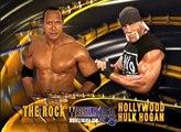 Wrestlemania X8 - The Rock vs. Hulk Hogan