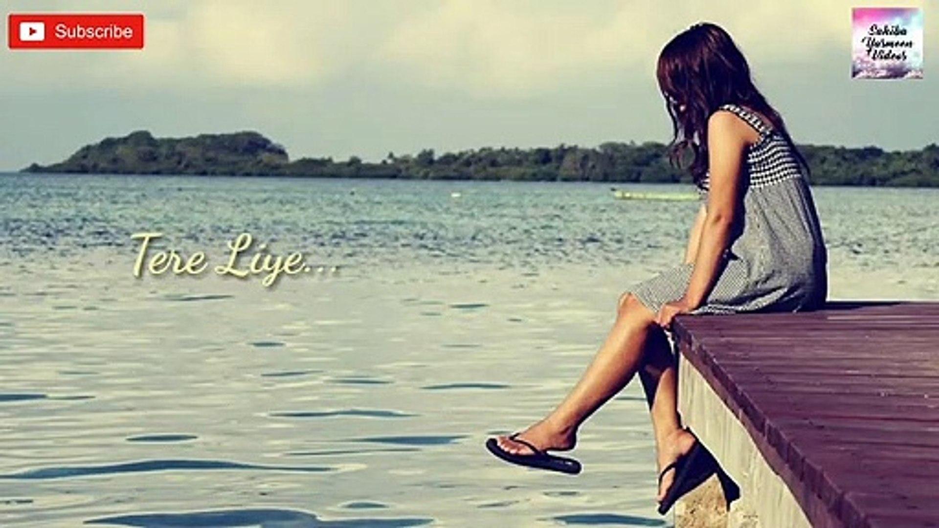 Tere Liye - Veer Zaara - Neha Kakkar Whatsap Status Video