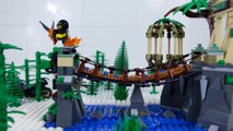 LEGO Ninjago STOP MOTION eps 1: Mask of Deception | LEGO Ninjago s 8 | By LEGO Worlds
