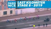 Last Kilometer / Dernier kilomètre - Étape 8 / Stage 8 - Paris-Nice 2019