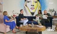 Ο Στέλιος Ρόκκος και η Λελέ Γκόφα στην πρώτη κοινή τηλεοπτική τους συνέντευξη