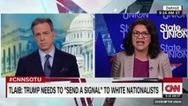 Trump Must 'Condemn' White Supremacy 'Very Loud And Very Clearly' Says Rep. Rashida Tlaib
