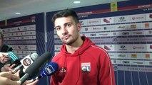 OL : Léo Dubois botte en touche pour l'équipe de France
