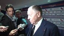 OL : Jean-Michel Aulas met la pression sur le LOSC