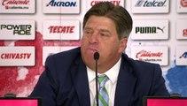Conferencia de Prensa con el Piojo Herrera | Azteca Deportes