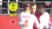 But Rémi OUDIN (59ème) / Stade de Reims - FC Nantes - (1-0) - (REIMS-FCN) / 2018-19