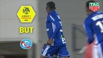 But Youssouf FOFANA (53ème) / Nîmes Olympique - RC Strasbourg Alsace - (2-2) - (NIMES-RCSA) / 2018-19