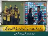 Muhammad Hussnain Man of the match in PSL Final