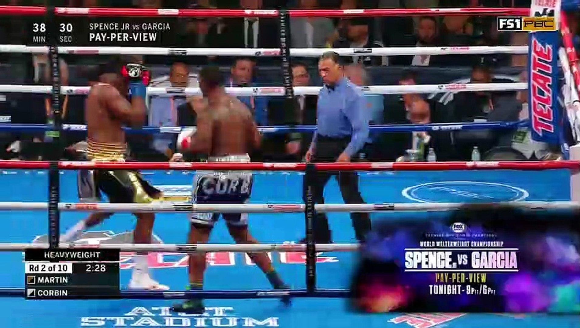 Charles Martin vs Gregory Corbin (16-03-2019) Full Fight