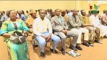 RTB/Rencontre du président du Burkina Faso avec les ressortissants Burkinabè vivants au Tchad