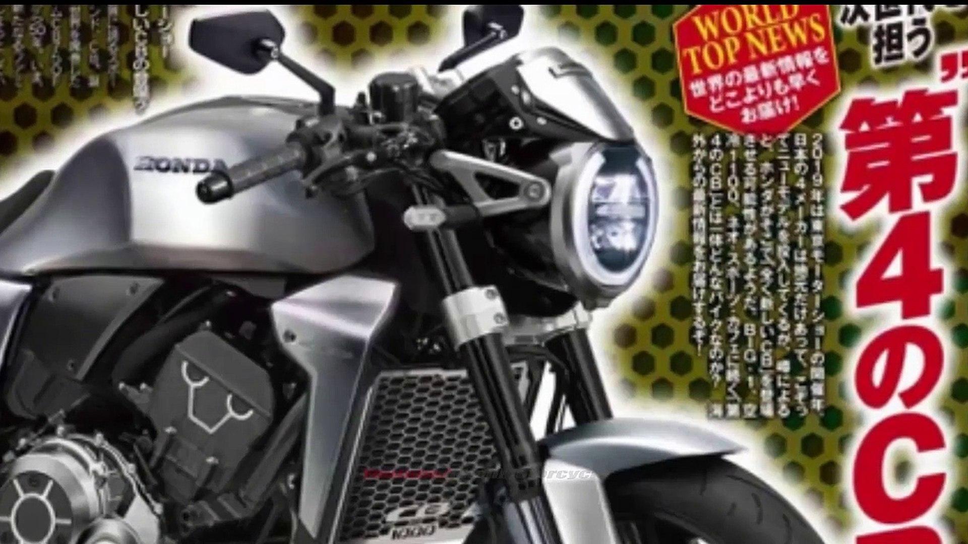 New Honda CB1000F Neo Sport Cafe Racer DNA From Honda CB1000R 2020 | Mich Motorcycle