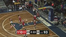 Bubu Palo (33 points) Highlights vs. Memphis Hustle
