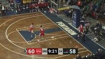 Emanuel Terry Posts 11 points & 10 rebounds vs. Memphis Hustle